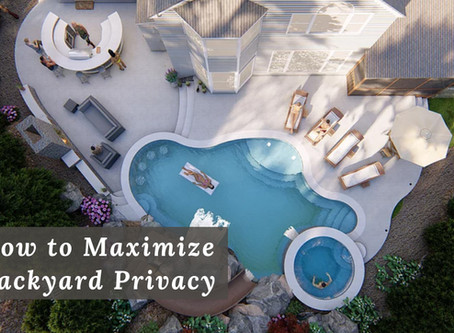 How to Maximize Backyard Privacy