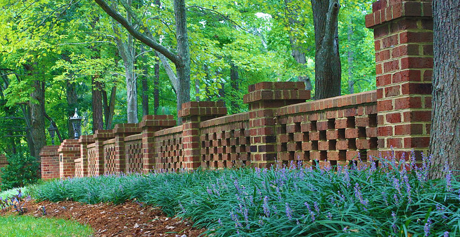 Residential landscape design build old north state for Landscaping rocks wake forest nc