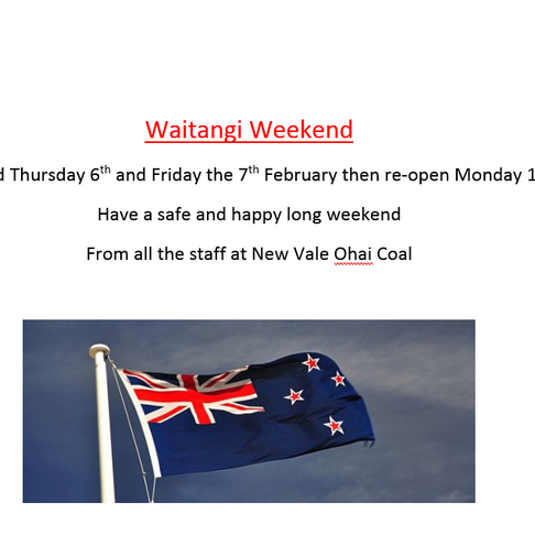 Waitangi Weekend 2020