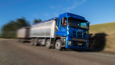 Transport drivers New Vale Coal