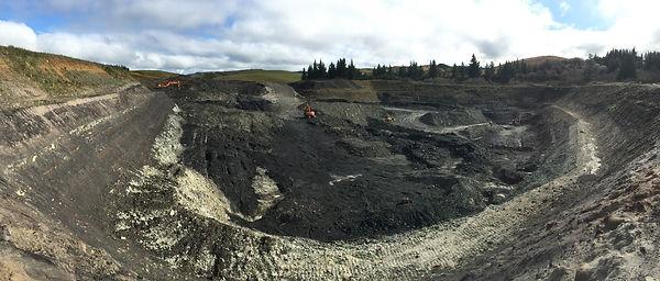 Ohai Coal Mine