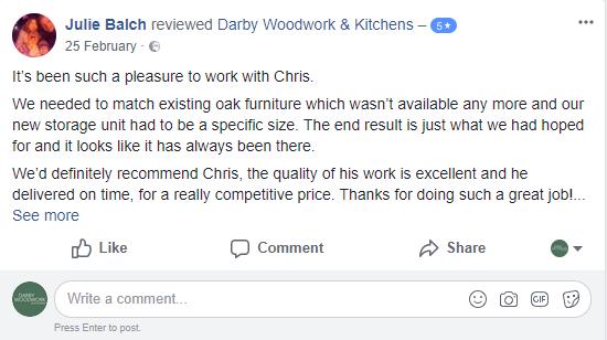 cabinet maker warwickshire review