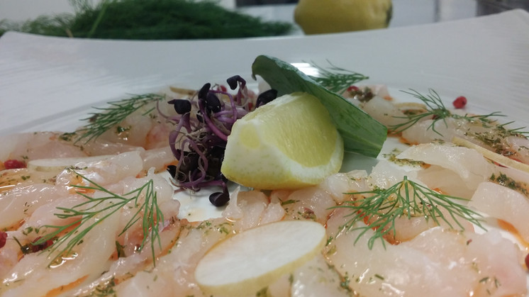 Menu de l'Aromatic - Restaurant des Côtes d'Armor