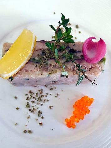 Cuisine bistronomique l'Aromatic
