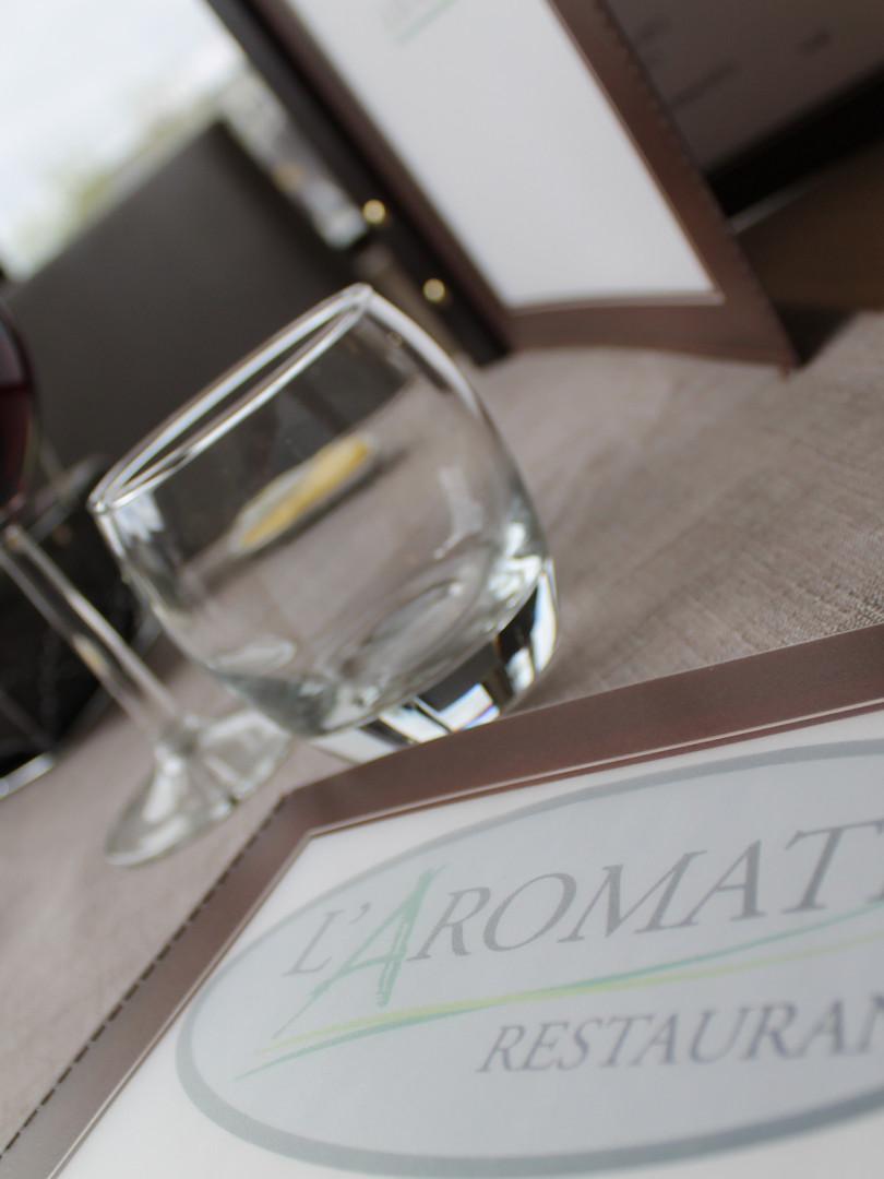 Restaurant l'Aromatic en Bretagne