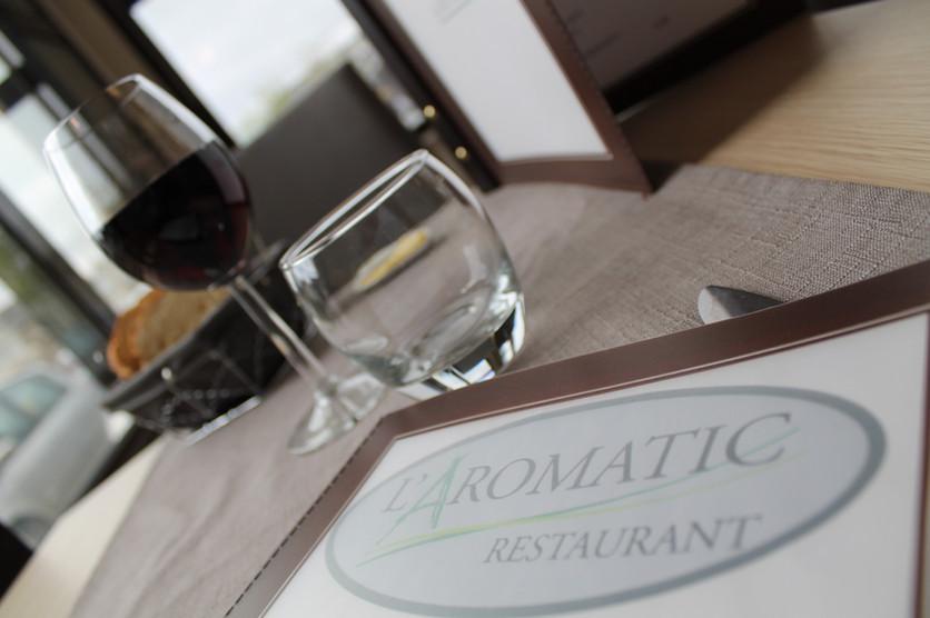Restaurant l'Aromatic à Ploeuc-l'Hermitage