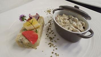 Cuisine bistronomique de l'Aromatic - Restaurant à Ploeuc-l'Hermitage