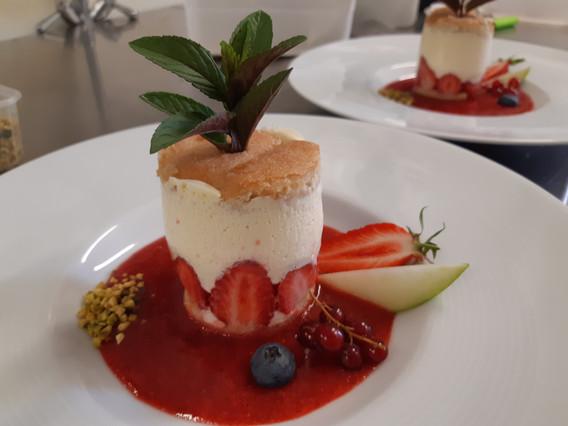 Cuisine bistronomique de l'Aromatic - Ploeuc-l'Hermitage