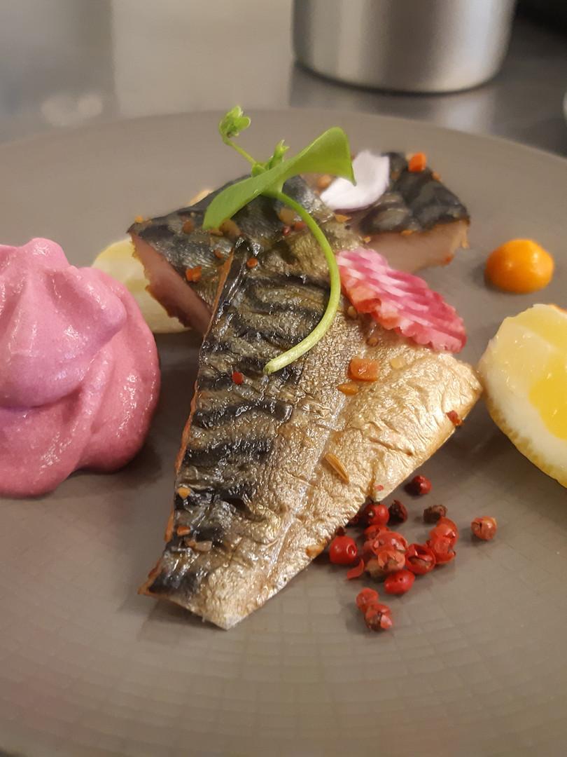 Restaurant Côtes d'Armor - Plat de l'Aromatic