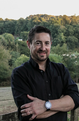 Christophe Sagory - Chef cuisinier du restaurant l'Aromatic