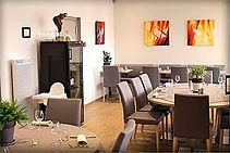 Restaurant l'Aromatic Côtes d'Armor - Salle intérieure