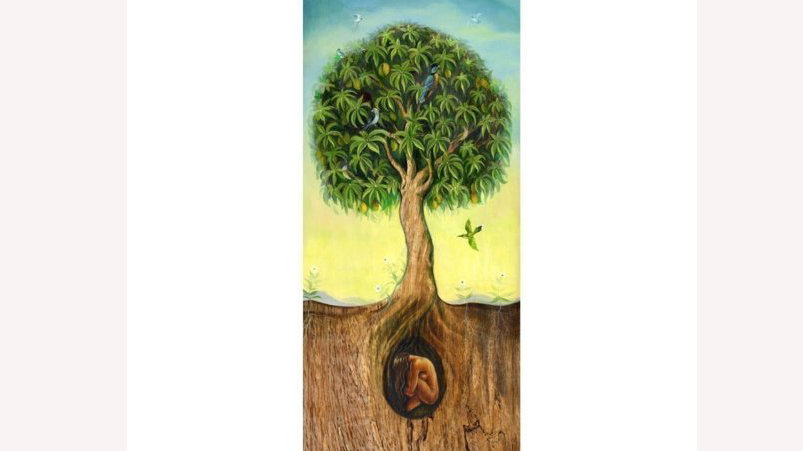 Spring Tree Of Life   fine art print