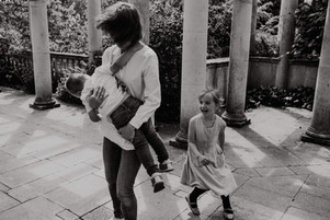 I will be the mum...