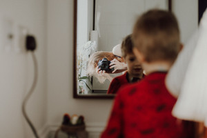 5+1 tips how to take more interesting photos of kids at home