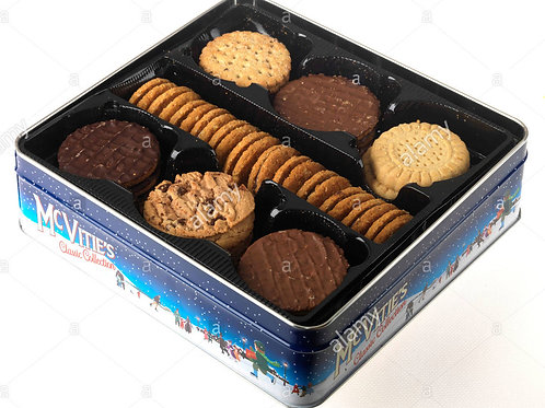 Selection Box of Biscuits