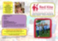Red Kite Family Centre Programme Autumn