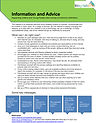 Information and advice internet safety f