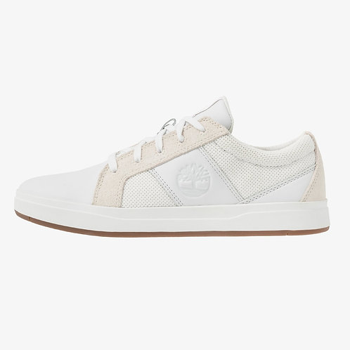 Timberland baskets blanches Homme