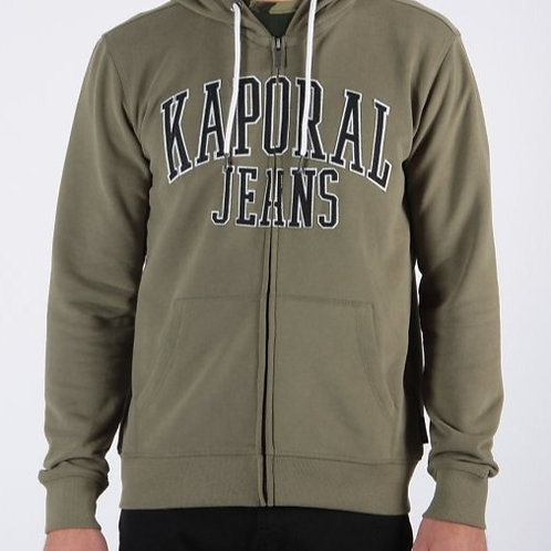 Kaporal sweat capuche et zip