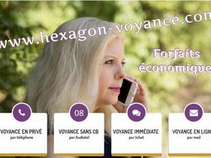 """ Hexagon Voyance "" Voyance sérieuse"