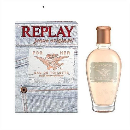 Replay eau de toilette 60ml