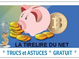 """"""" La tirelire du net - Euro et Bitcoins -"""