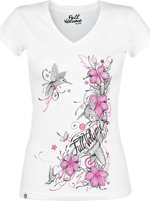 """ Full "" Tee-shirt papillon T. XXL"