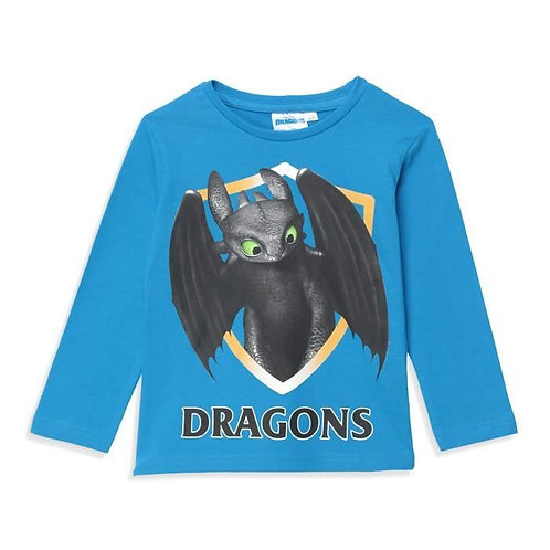 Dragons T-shirt T. 4 ans