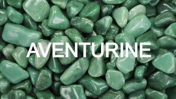 Le pouvoir des pierres : L'aventurine