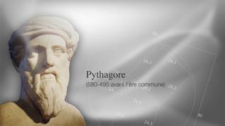 Les grands voyants : Pythagore