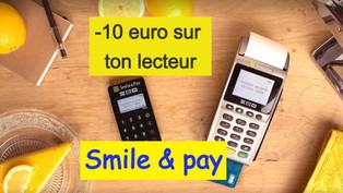 Paiement : Ton propre terminal Smile & Pay