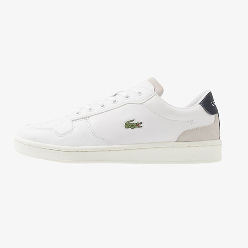 Lacoste baskets T. 43 blanches Homme