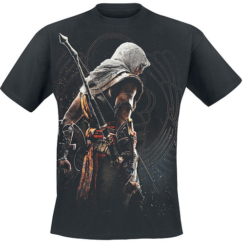 Assassin's Creed T-shirt T. L Homme