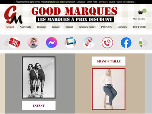 "Good Marques 4 ans / 4 XL ""  Discount """