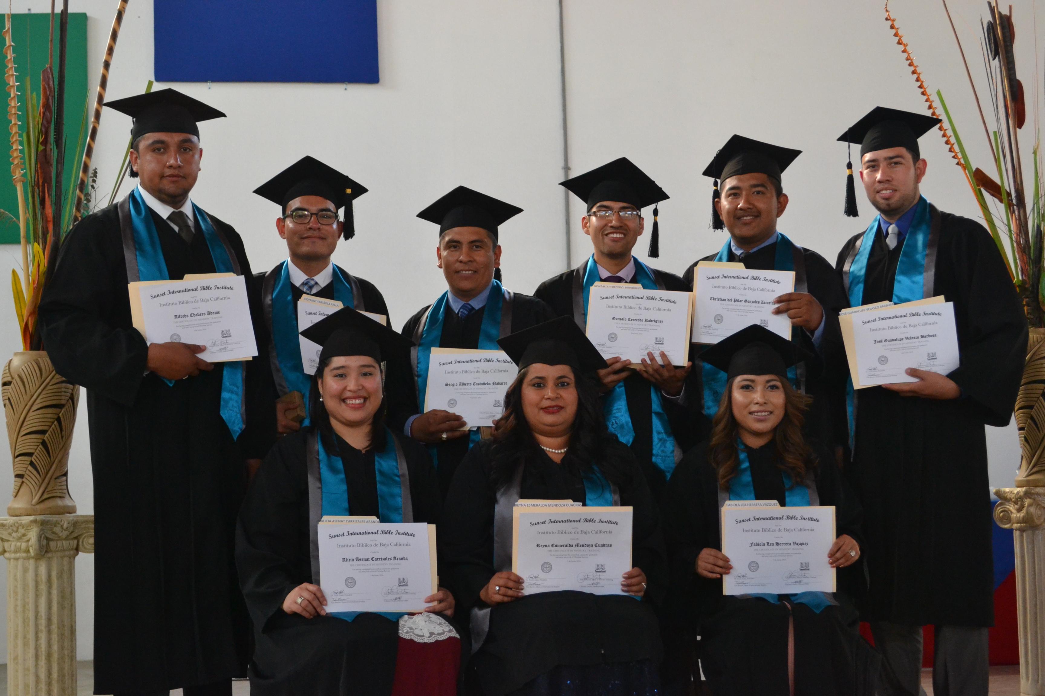 BBI Class of 2016