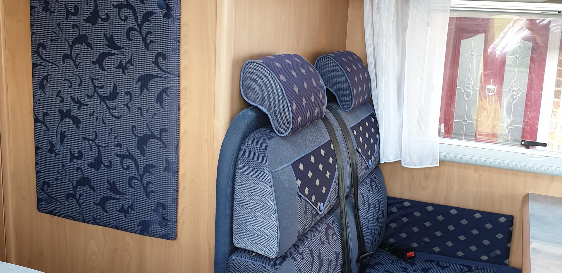 Passenger seating