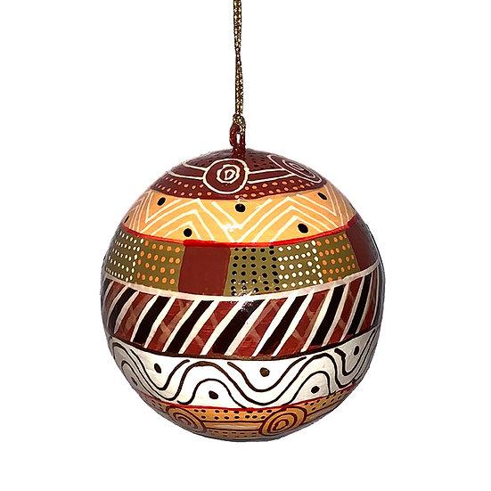 Christmas Ball by Josette Papajua