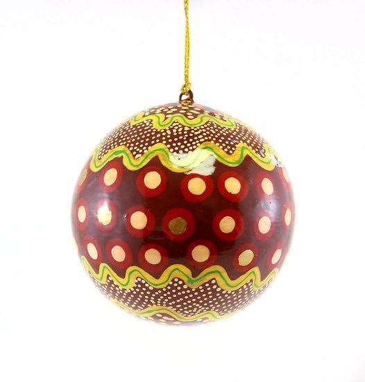 Christmas Ball by Rama Sampson