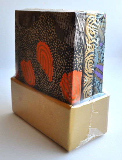 Set of 3 Mini Journals - by Marks, Nampajinpa and Patterson