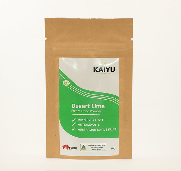 Desert Lime Powder - Freeze dried 10g