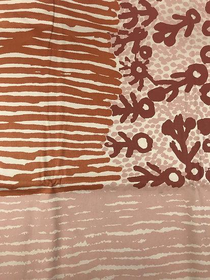 Kuruyultu Fabric by Eunice Napanangka Jack