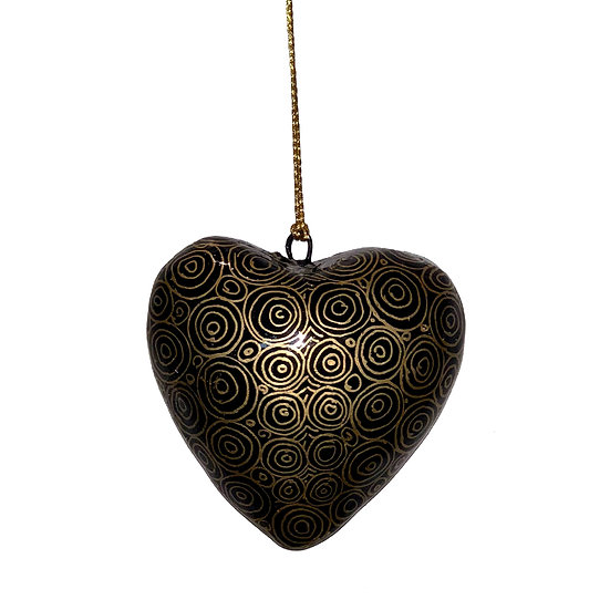 Christmas Heart by Nelly Patterson