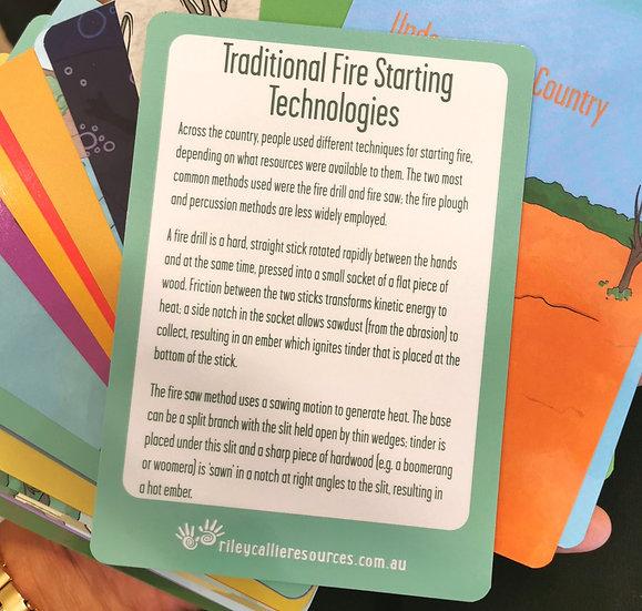 Aboriginal Science Topic Cards