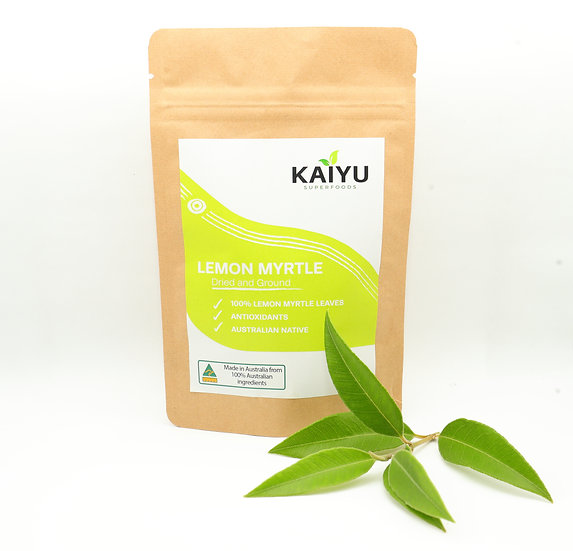 Lemon Myrtle - Dried and ground 20g