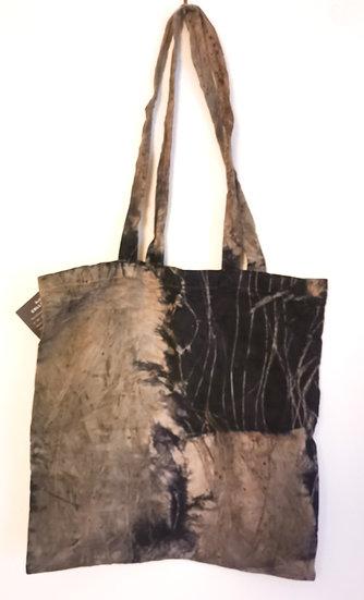 Bush Dyed Calico Bag by Annabell Amagula