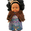 "Thumbnail: ""Jazmine"" 34cm Paola Reina Doll"