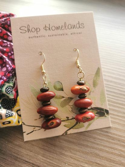 Ininti Seed Earrings