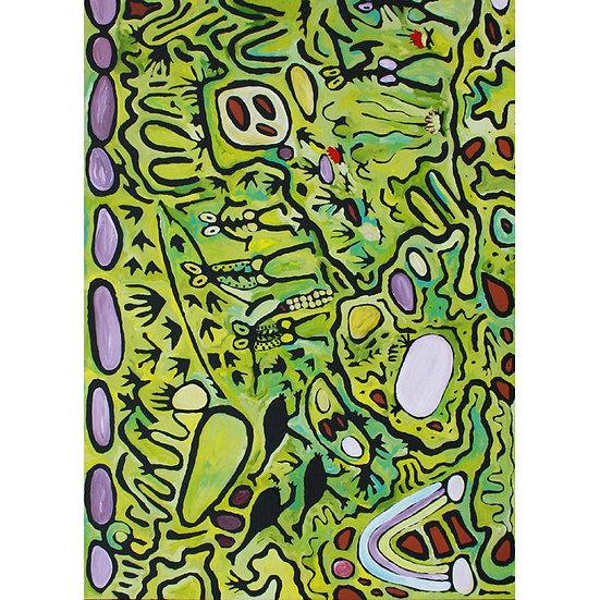 Gift Card by Cedric Varcoe