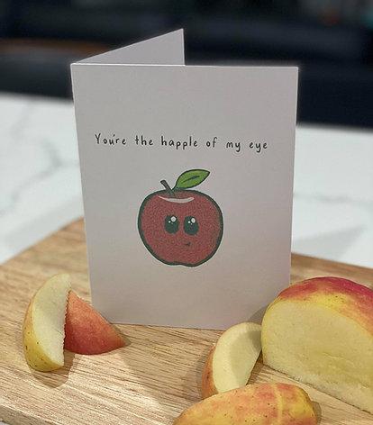 """Happle"" Card"