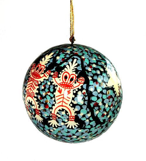 Christmas Ball by Cedric Varcoe